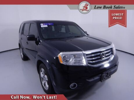 2013_Honda_PILOT_EX-L_ Salt Lake City UT