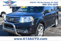 Honda Pilot EX 4WD 5-SPD AT 3rd Row Seating 8 Passenger 2013