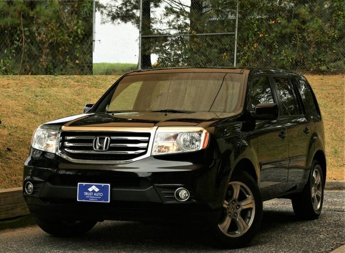 2013 Honda Pilot EX 4WD 5-Spd AT Sykesville MD