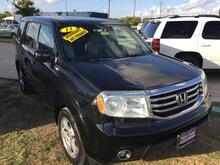 2013_Honda_Pilot_EX-L 2WD 5-Spd AT with DVD_ Austin TX