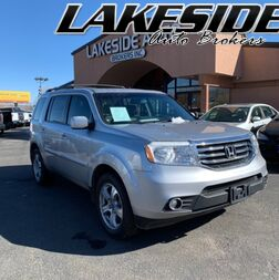 2013_Honda_Pilot_EX-L 4WD 5-Spd AT_ Colorado Springs CO