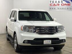 2013_Honda_Pilot_EX-L 4WD AUTOMATIC SUNROOF LEATHER HEATED SEATS REAR CAMERA BLUE_ Carrollton TX