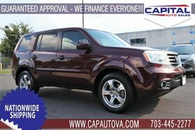 2013_Honda_Pilot_EX-L_ Chantilly VA