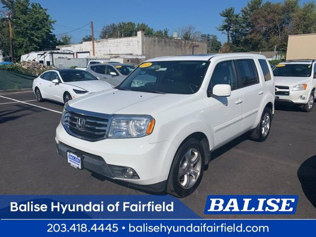 2013 Honda Pilot EX-L Fairfield CT