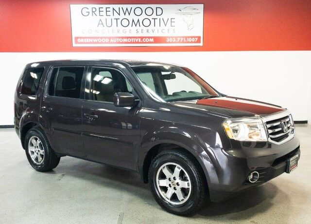 2013 Honda Pilot EX-L Greenwood Village CO