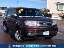 2013 Honda Pilot EX-L South Burlington VT