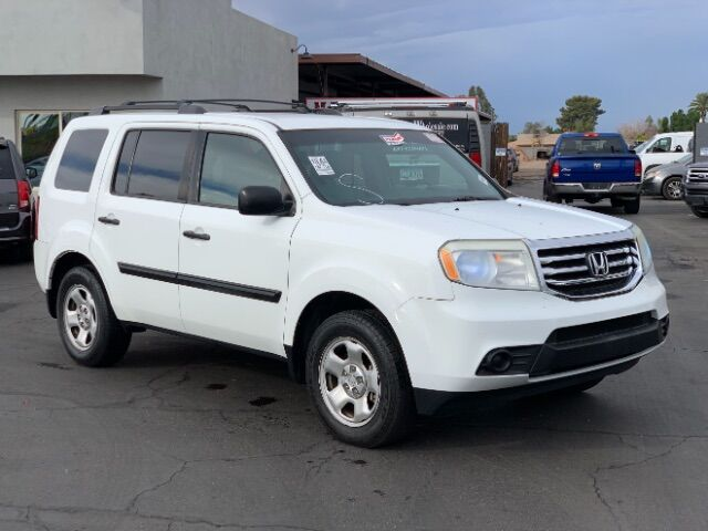 2013 Honda Pilot LX 2WD 5-Spd AT Mesa AZ