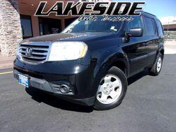 2013_Honda_Pilot_LX 4WD 5-Spd AT_ Colorado Springs CO