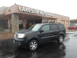 2013_Honda_Pilot_Touring 4WD 5-Spd AT with DVD_ Colorado Springs CO