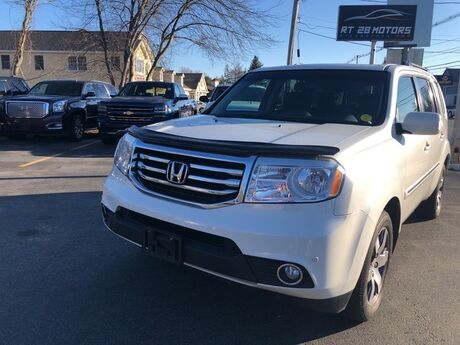 2013 Honda Pilot Touring North Reading MA