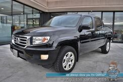 2013_Honda_Ridgeline_RTS / 4X4 / Auto Start / Aux Input / Back Up Camera / Cruise Control / Bed Liner / Tow Pkg / 21 MPG / Only 54k Miles_ Anchorage AK