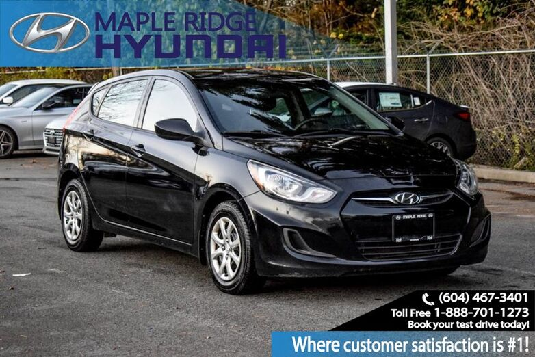 2013 Hyundai Accent 5dr HB Auto GL Maple Ridge BC