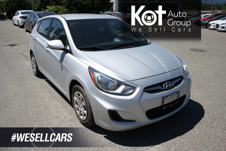 2013 Hyundai Accent GL No accidents Kelowna BC