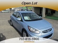 2013_Hyundai_Accent_GLS 4-Door_ Las Vegas NV