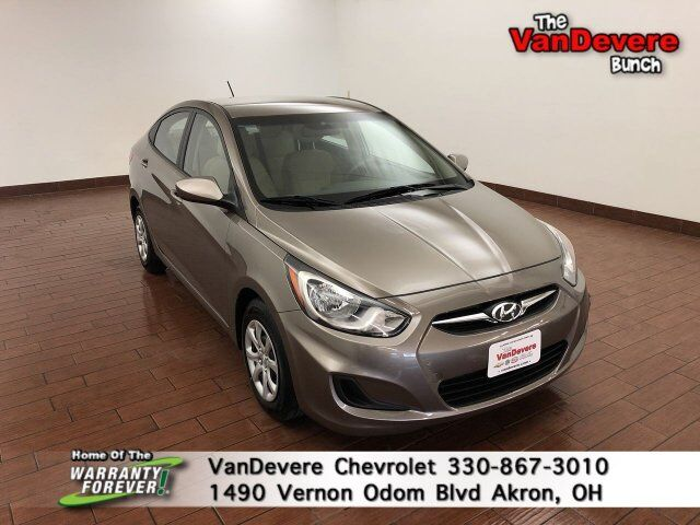 2013 Hyundai Accent GLS Akron OH