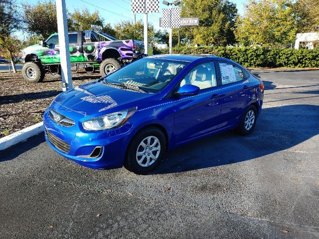 2013 Hyundai Accent GLS Gainesville FL