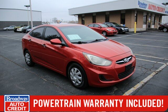 2013 Hyundai Accent GLS Green Bay WI