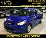 2013 Hyundai Accent GLS HEATED SEATS, MP3, BLUETOOTH