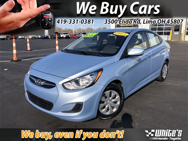 2013 Hyundai Accent GLS Lima OH