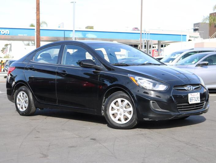 2013 Hyundai Accent GLS Los Angeles CA
