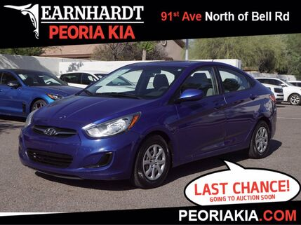 2013_Hyundai_Accent_GLS_ Peoria AZ