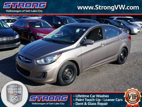 2013_Hyundai_Accent_GLS_ Salt Lake City UT