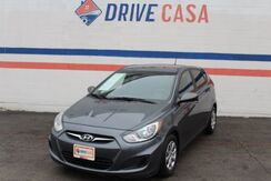 2013_Hyundai_Accent_GS 5-Door_ Dallas TX