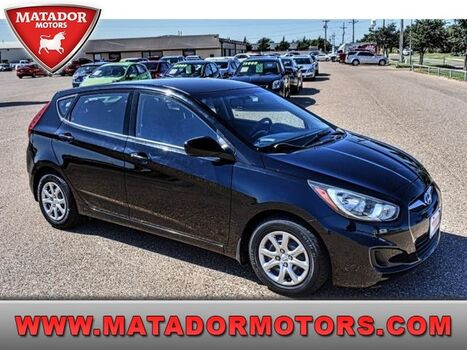 2013_Hyundai_Accent_GS_ Lubbock & Wolfforth TX