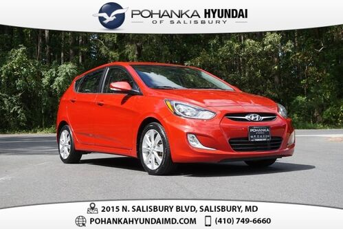 2013_Hyundai_Accent_SE **CLEAN TRADE**BLUETOOTH**_ Salisbury MD