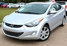 2013_Hyundai_Elantra_** LIMITED ** - w/ NAVIGATION & LEATHER SEATS_ Lilburn GA