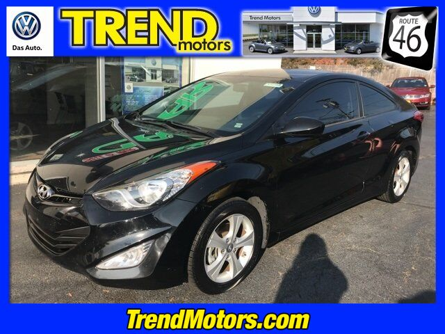 2013 Hyundai Elantra Coupe GS Morris County NJ