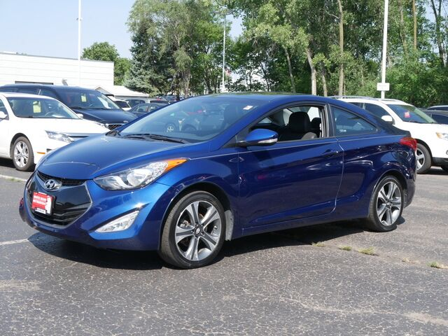 2013 Hyundai Elantra Coupe SE Inver Grove Heights MN