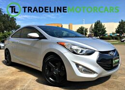 2013_Hyundai_Elantra Coupe_SE LEATHER, SUNROOF, NAVIGATION... AND MUCH MORE!!!_ CARROLLTON TX