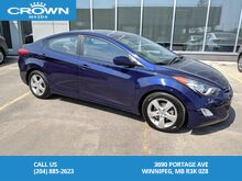 2013_Hyundai_Elantra_GLS Automatic *Local/One Owner/Low KM*_ Winnipeg MB