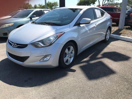 2013 Hyundai Elantra GLS Gainesville FL