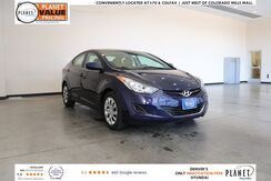 2013 Hyundai Elantra GLS Golden CO