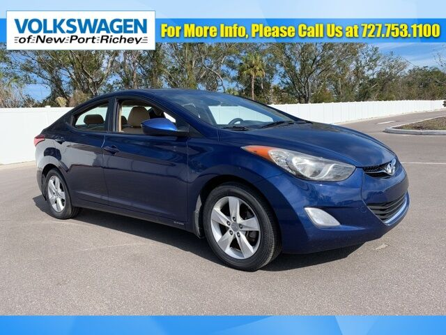 2013 Hyundai Elantra GLS New Port Richey FL