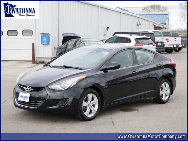 2013 Hyundai Elantra GLS Owatonna MN