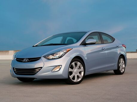 2013_Hyundai_Elantra_GLS **PERFECT MATCH**_ Salisbury MD