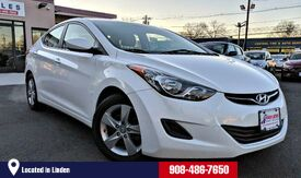 2013_Hyundai_Elantra_GLS PZEV_ South Amboy NJ