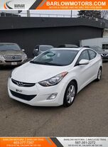2013 Hyundai Elantra GLS SUNROOF AUTOMATIC HEATED SEATS