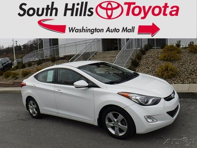 2013 Hyundai Elantra GLS Washington PA