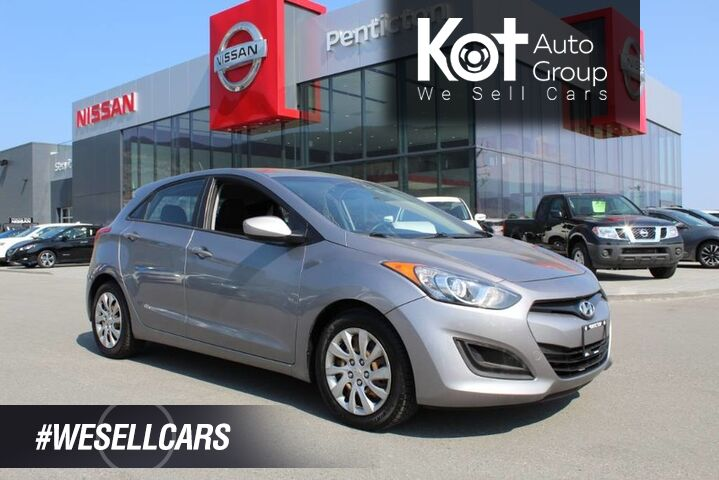 2013 Hyundai Elantra GT GL, Auto, FWD, Heated Front Seats, and No Accidents Kelowna BC