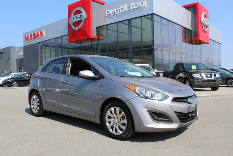 2013 Hyundai Elantra GT GL, Auto, FWD, Heated Front Seats, and No Accidents Penticton BC