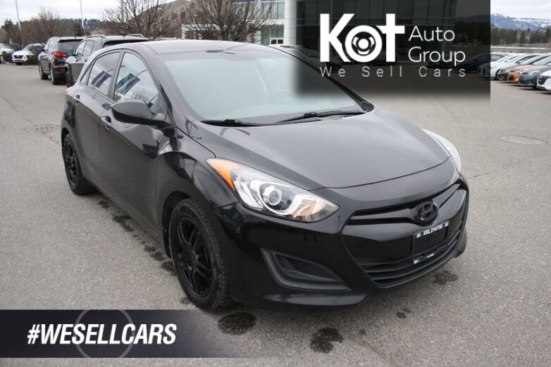 2013 Hyundai Elantra GT GL Power options, Bluetooth, Heated seats. Kelowna BC