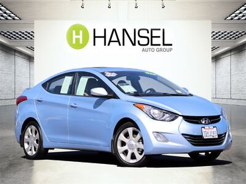 2013_Hyundai_Elantra_Limited_ Santa Rosa CA