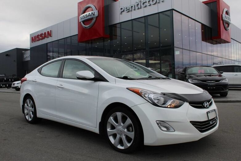 2013 Hyundai Elantra Limited, Auto, w/ Heated Front and Back Seats Penticton BC