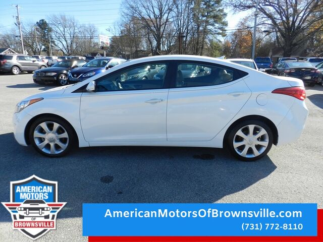 2013 Hyundai Elantra Limited Brownsville TN