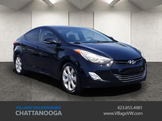 2013 Hyundai Elantra Limited Chattanooga TN