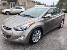 2013_Hyundai_Elantra_Limited_ Gaston SC